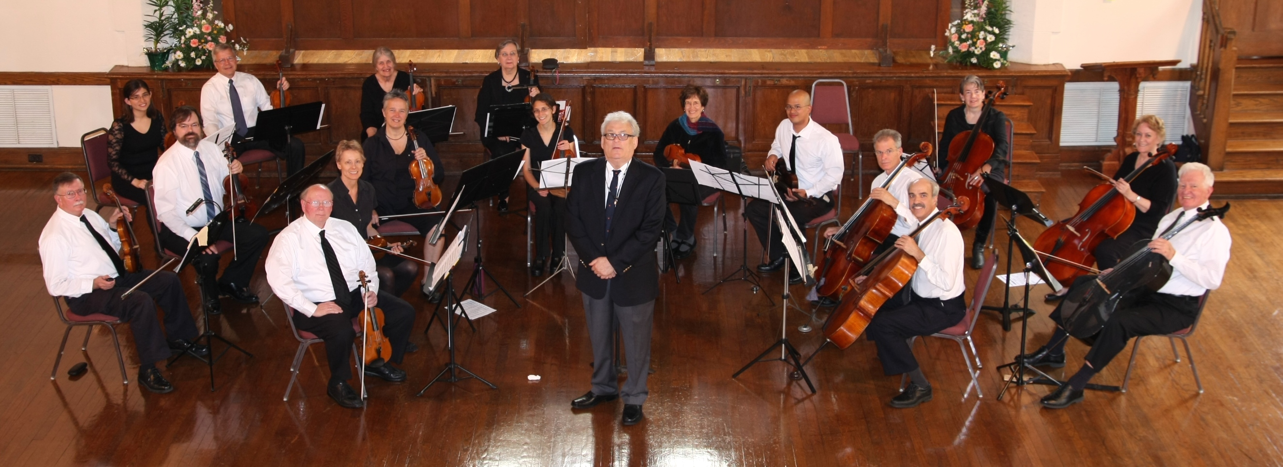 Blue ridge chamber orchestra for Chambre orchestra